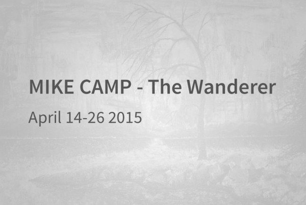 Mike Camp - The Wanderer