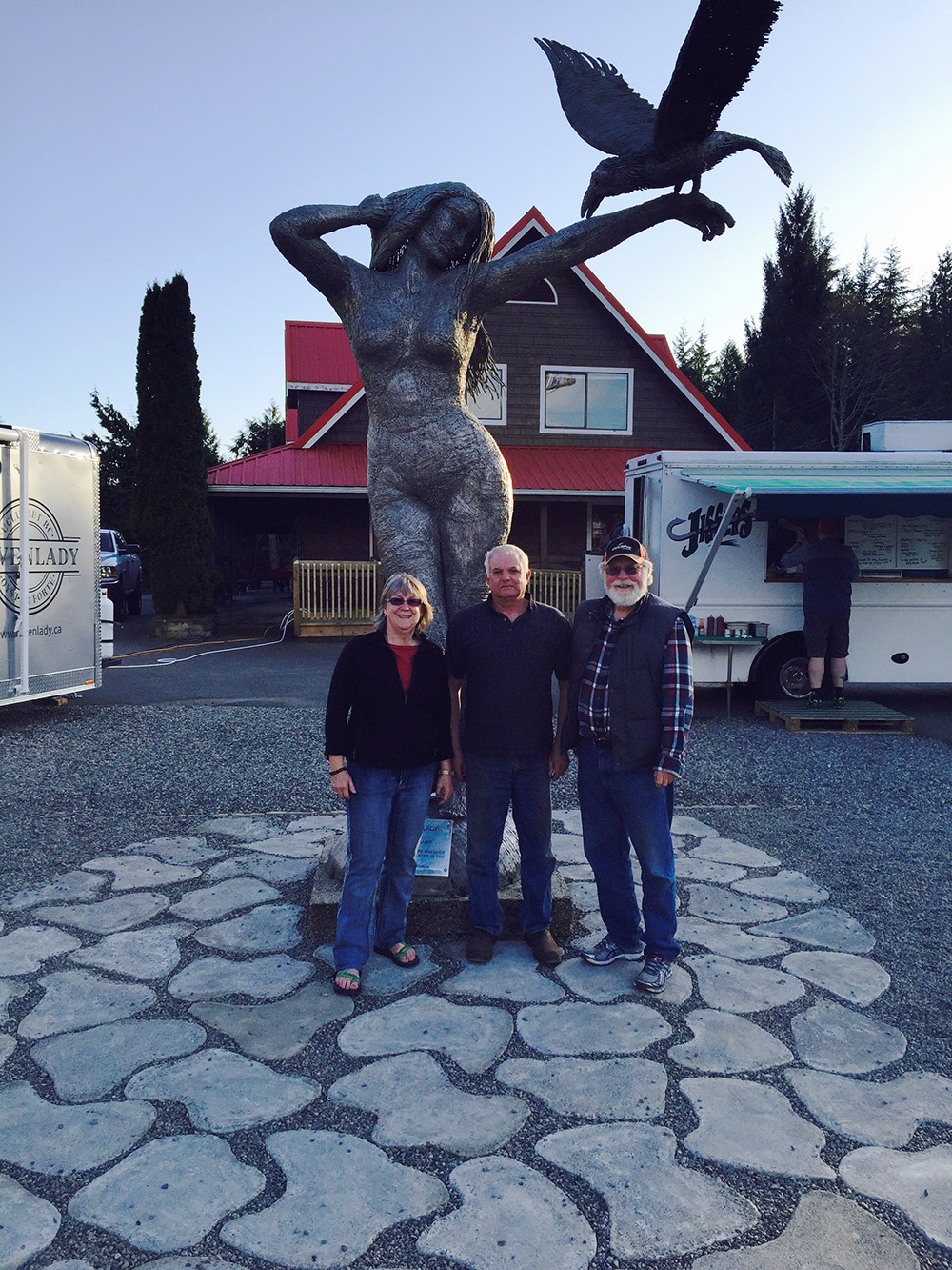 Mike Camp returns to Ucluelet